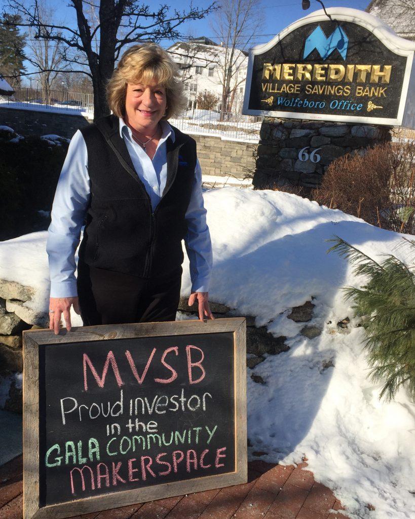Meredith Village Savings Bank donates tax credits