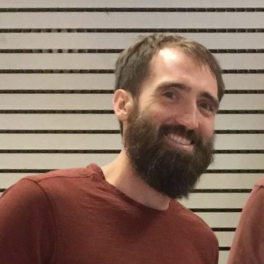 Volunteer Eli Roxby