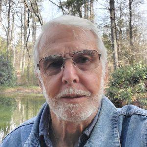 Volunteer Jim Perkins